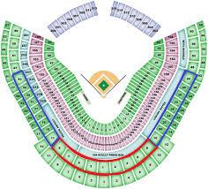 Dodger Seating Dodger Stadium Section 29