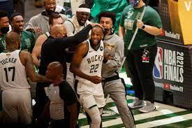 Bucks vs. Suns Game Five Thread - Brew Hoop