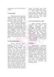 Berikut contoh review jurnal yang bisa anda pelajari untuk mengerjakan tugas anda dilansir dari berbagai sumber: Contoh Jurnal Skripsi Gunadarma