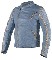 dainese gong yun jacket leather jackets blue men s clothing dainese gloves 4 stroke