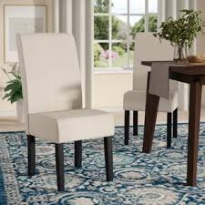 merrin t sch upholstered dining chair set of 2