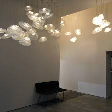 new lighting trends. Glass Pendants By Bocci At Euroluce. Image Number 37 Of Latest-lighting- Trends New Lighting