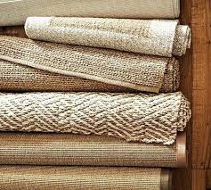 pottery barn jute rug color bound