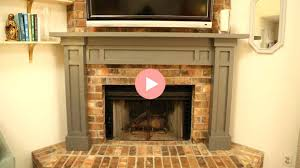 how to build a fireplace mantel shelf from scratch plans concrete