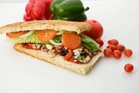 sarpino s northbrook veggie sandwich