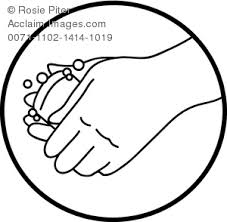 washing hands clip art black and white. Brilliant Hands Clipart Illustration Of Washing Hands With Bar Soap  Acclaim   Picture Free To Clip Art Black And White