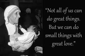 Mother Teresa's Quotes Extraordinary 48 Of Mother Teresa's Most Inspiring Quotes That Will Change The Way