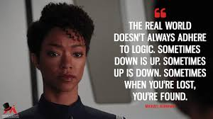 Star Trek Quotes Best Star Trek Discovery Quotes MagicalQuote