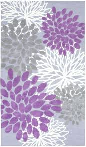 area rugs purple 5x7 and lime green