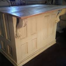 furniture made out of doors. Salvaged Kitchen Island / Bar Made From Doors, Clawfoot Table Base And Barnwood Top Furniture Out Of Doors
