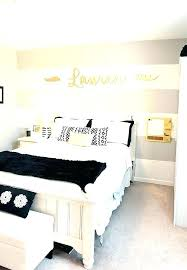 Gray And Gold Bedroom White And Gold Bedroom Black White Gold ...