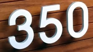 fancy white metal house numbers 53 in small home remodel ideas with white metal house numbers