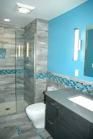 teal and gray bathroom rugs teal and grey bathroom master bath blue glass mosaic accent tile teal and gray bathroom rugs