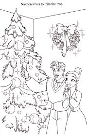 Small Picture Coloring Pages Princess Tiana Coloring Page Princess And The Frog
