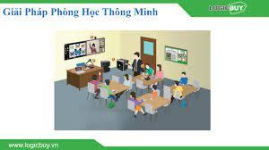 Phòng học tương tác Thông minh LogicBUY 4 – LogicBUY Tech Group
