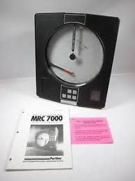 Partlow Mrc 7000 Circular Chart Recorder Details About New Partlow 730200030021 Mrc 7000 Circular Chart Recorder W Profile Controller