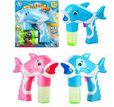 hzirip new dolphin automatic flashing bubble machine