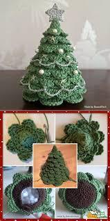 Free Crochet Christmas Tree Patterns Cool Christmas Crochet Tree Pattern The Best Ideas For The Love Of