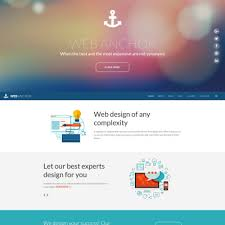 Website Design Template Unique Web Design Bootstrap Joomla Themes