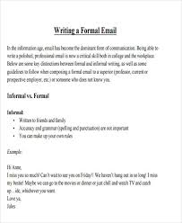 email writing template professional formal email template ins ssrenterprises co