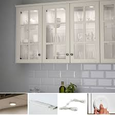 Image Omlopp Ikea Kitchen Integrated Lighting For Your Cabinets Omlopp Plug In System Ikea Cabinet Lighting Ikea Kitchens Ikea