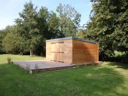 Awesome Chalet De Jardin Ossature Bois Ideas Yourmentor Info
