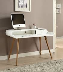 buy office desk natural. contemporary home office desk white ash and natural buy