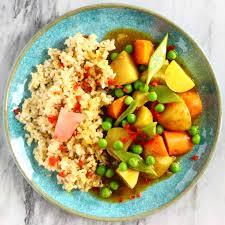 gluten free vegan anese curry