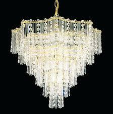 crystal ring chandelier 3 large uk