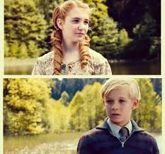 rudy and liesel the book thief la voleuse de livres  the book thief liesel and rudy image