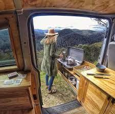 Camper Van Conversion Kitchen Options Ideas Accessories