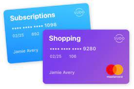€5,000 x 0.3 = €15. Virtual Credit Cards Sudo Platform