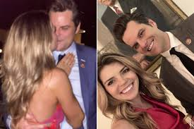 Maybe tonight would be a good time for that chat. Florida Rep Matt Gaetz Is Engaged To Ginger Luckey