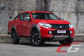 2018 mitsubishi truck. Contemporary Mitsubishi To A Huge Degree The 2017 Strada GT Answers All Criticisms Leveled  Against Mitsubishiu0027s Pickup Truck Offering When It First Came Out Two Years Ago In 2018 Mitsubishi