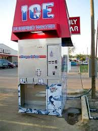Self Serve Ice Vending Machines Near Me Stunning Retail Ice Bagging Machine Retail OEM Pinterest Retail