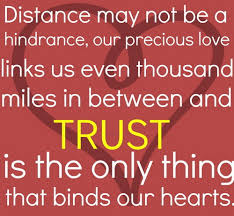 40 Long Distance Relationship Quotes With Images Classy Trust Quotes For Love Relationships