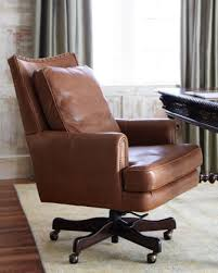 brown leather office chairs. cheap brown computer chair leather office chairs