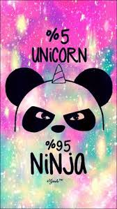 5 unicorn 95 ninja galaxy iphone android wallpaper i created for the app top chart