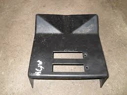 massey ferguson 390 hi line cab fuse box cover under steering massey ferguson 390 hi line cab fuse box cover 40 under steering column
