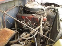 junkyard 1968 kaiser jeep dj 5a factory chevy power you