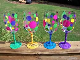 these cute wine gl are the perfect gift for friends bridesmaids a sorority sister