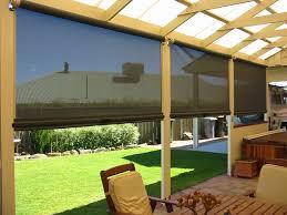 best outdoor patio blinds