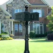 Aluminum mailbox post Stand Mayne Lamp Posts Lamp Post Mailbox Light Post Image Of Aluminum Mailbox Post Style Black Painted Bvifloristcom Mayne Lamp Posts Lamp Post Mailbox Light Post Image Of Aluminum