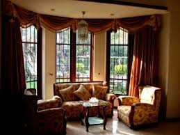 Window Treatment For Bay Windows In Living Room Bay Window Treatments Window Treatments For Bay Windows Home Bow
