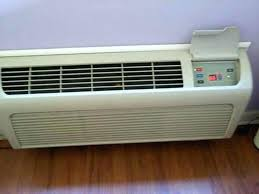 through the wall air conditioner and heater wall air conditioners heater air conditioner combo wall unit