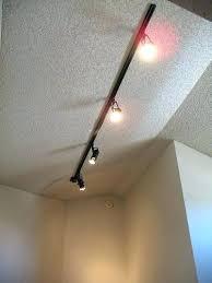 track lighting on sloped ceiling. Plain Lighting Track Lighting For Sloped Ceiling Ceiling  Fixtures Flush Mount Light On Amazing For Track Lighting On Sloped Ceiling