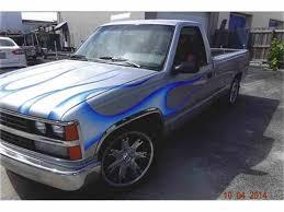 1988 to 1990 Chevrolet Silverado for Sale on ClassicCars.com - 4 ...
