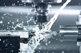 CNC Milling At Work Stock Photo ...  IStock