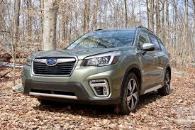 2019 subaru forester touring review ious above all else digital trends