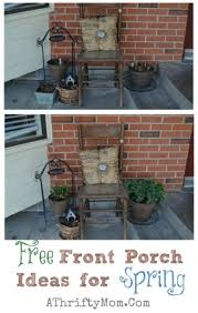 diy front porch decorating ideas. front porch ideas for free, diy decor spring or summer add diy decorating b